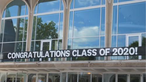 conratulations class of 2020